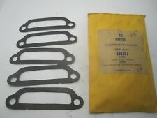 37-62 Chevrolet GMC Pontiac 6cyl Thermostat Housing Gasket NORS 838297 Lot of 5