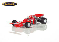 March 711 Cosworth F1 Gene Mason GP Holland 1971 Skip Barber, Spark 1:43, S5361