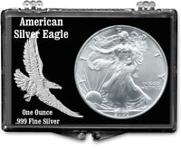 Lot of Five, American Silver Eagle Gift Displays, Silver Eagle Motif,