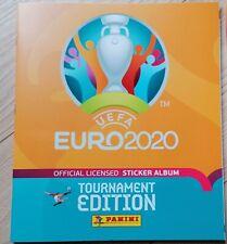 Panini EURO EM 2020 Tournament - 20 Sticker aussuchen