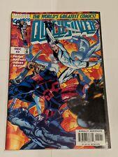 Quicksilver #2 December 1997 Marvel Comics Peyer Haynes Jones Martin