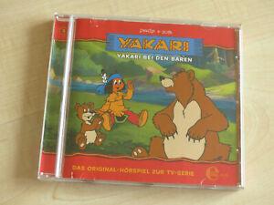 CD Yakari - Bei den Bären Nr. 3