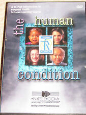 The Human Condition: Personal Health and Wellness (4-DVD, 26-Part Introduction..