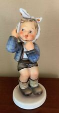 Vintage Goebel Hummel BOY WITH TOOTHACHE Hum 217 Tmk 3 Great Condition