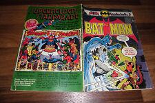 Batman Quaderno # 5 -- Ehapa 1. EDIZIONE 1977