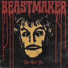 "Beastmaker - You Must Sin - PURPLE VINYL 7"" LP Rise Above Doom Metal - NEW COPY"
