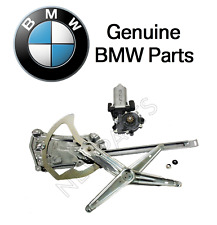 NEW Front Driver Electric Window Regulator w/ Motor Genuine For BMW E36 3-Series