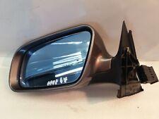 spiegelglas AUDI A4 8D2 B5 1.6 1.8 95-99 links asph BLAU beheizbar außenspiegel