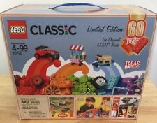 LEGO LIMITED EDITION 60th Anniversary 10715 Classic Bricks on a Roll SOLD OUT