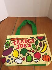 BRAND NEW TRADER JOES SHOPPING BAG TOTE ECO GROCERY