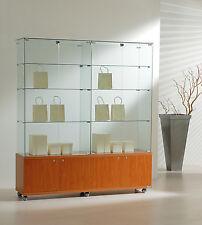 Vetrina vetrinetta espositore arredo negozio mobili