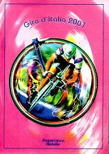 Italia Repubblica Folder 2001 Giro d´Italia 2001