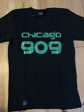 Chicago 909 Techno Roland T-Shirt Festival DJ Rave Drumcode Limited Edition