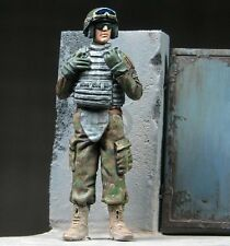 Djiti's 1/35 Modern US Tank / AFV Crew wearing IOTV with Groin Protector 35064