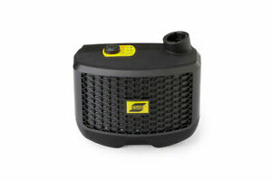 ESAB PAPR Powered Air Purifying Respirator Unit with 1M Hose Fed Backpack Kit