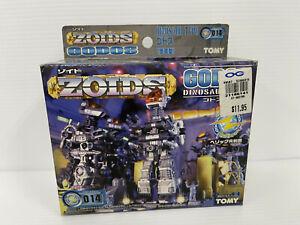 Tomy Zoids Japan 1/72 RZ-014 Godos Dinosaur Type MISB