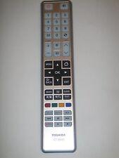 neuve véritable télécommande de téléviseur Toshiba CT-8040 ct8040 48l5441dg