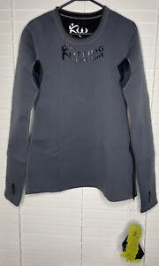 Kutting Weight Long Sleeve Sauna weight loss Women's Shirt  Size XL NWT!
