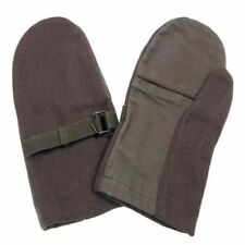 Army military surplus from the Austrian forces, wool shooting mitts mitten