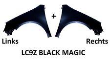 VW Golf 5 1K1 Kotflügel LC9Z BLACK MAGIC Rechts+Links NEU bj. 03-09 neu lackiert