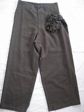 Comme des Garcons Flower Ornament Pants AD2003