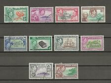 More details for pitcairn islands 1940-51 sg 1/8 used cat £35