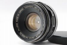 【EXC+++++】 Canon 35mm f/2 F2 for Leica Screw Mount LTM L39 Lens from Japan 960