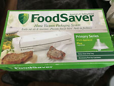 New listing Foodsaver Home Vacuum Packaging System V325 with freezer & vacuum packaging roll