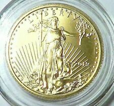 2019 American Quarter Ounce $10 Fine Gold Eagle Coin 1/4 Lady Liberty USA