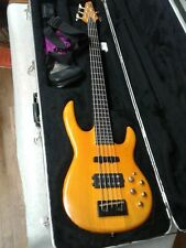Carvin Made In USA Bass Guitar 5 String Active Neck-through Ebony Fretboard