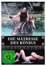 Die Mätresse des Königs - DVD - mit Timothy Dalton und Valeria Golino - *NEU*