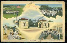 U.S. Navy 1942 (Linen post card (MY706)