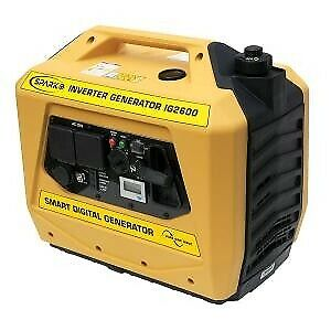 Spark/Kipor IG 2600 Suitcase Inverter Generator