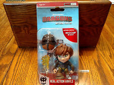 Httyd Dragons Wave 1 Action The Loyal Subjects Vinyl Hiccup Night 1/12