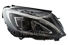 MERCEDES BENZ C CLASS W205 2014- HEADLIGHT LED RIGHT SIDE ORIGINAL GENUINE NEW