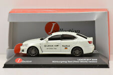 LEXUS IS-F 2009 NURBURGRING TAXI T. GLOCK Jcollection 1/43 NEUF EN BOITE
