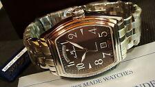 Jean Marcel Gravis Automatic Swiss. Model # 360.207.45 on Bracelet. BRAND NEW!