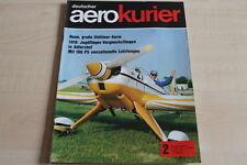 156794) Cessna 400 - aerokurier 02/1972