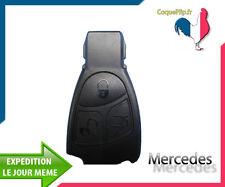 Coque Télécommande Clé Plip 3 boutons Mercedes Benz Smart C S R SL M E CLK SLK