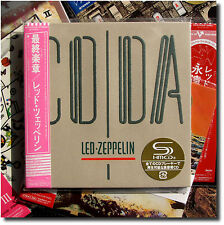 Led Zeppelin , Coda ( SHM-CD_Paper Sleeve )