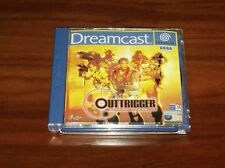 Outtrigger Dreamcast PAL recreativa
