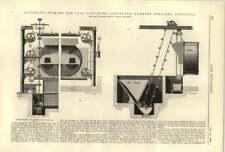 1890 automatica attizzando POMPE dongyu MINIERA SHEFFIELD
