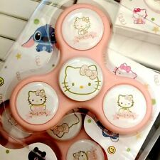 3D Hello Kitty! Fidget Hand Finger Spinner EDC Focus Stress Reliever Fun Toys