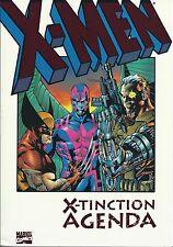 **X-MEN: X-TINCTION AGENDA TPB GRAPHIC NOVEL**(1992, MARVEL)**1ST PRINT**RED**