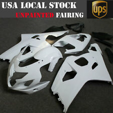 Unpainted ABS Injection Molded Full Fairing Kit for SUZUKI GSXR600/750 2004 2005