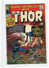 Marvel Comics Journey Into Mystery #114 VGF 1965-Origin & 1st App Absorbing Man