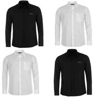 Camicia Uomo Pierre Cardin Polo Maniche Lunghe Collo Maglia T-shirt Jean Pr1