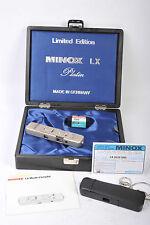 Minox LX Platin