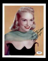 Janet Leigh PSA DNA Coa Signed 8x10 Photo Certified Autograph