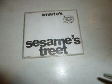 SMART E'S - Sesame's Treet - 1992 UK 4-track CD single
